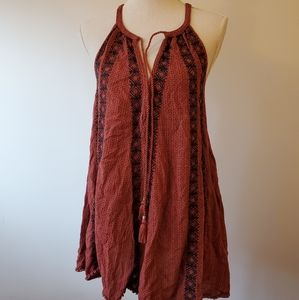 American Eagle Outfitters boho top small